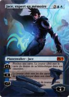 Jace Memory Adept alter by MimiMunster