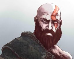 Kratos by Cent-001