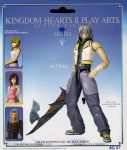 Play Arts Figure Mod: Riku by Rebmakash