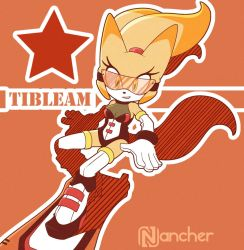 Tibleam in Sonic Riders by nancher