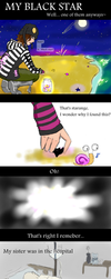 Black Star Comic (for Snailords) by Sealestial