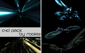 Big C4d Share Pack by RooKie-Art