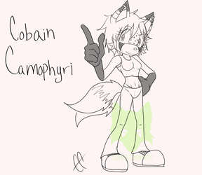 Cobain-Sonic Style by Cobain-Camophyri