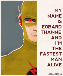 CW Reverse Flash Edit by VexylGraphics