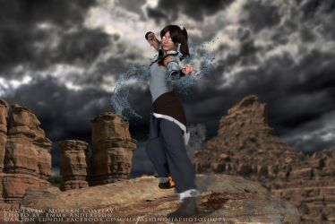 This ends here! Korra - Avatar: Legend of Korra by Torayami