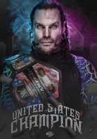 Jeff Hardy - US Champion by Brightstar2003