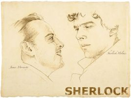 James and sherlock by 403shiomi
