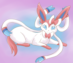 Sylveon by tealneko
