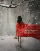 Red Riding Hood II by marcosnogueiracb