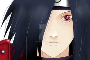 Madara by EnmaKatsuki007