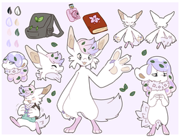 Ref Page - Guy by Plush-Bean