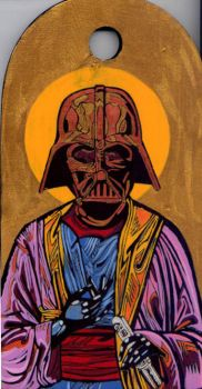 St. Vader the Sithian by Azotos