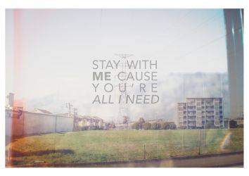Stay With Me by chymarariot