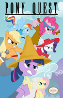 Pony Quest Poster by NPCtendo