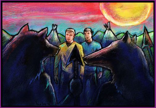 TOS: The Natives by iscalox