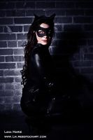 TDKR Inspired Catwoman - SpotLight by LanaMarieLive