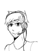 Co-op Pewdiepie by anto99