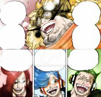 One Piece Chapter 856 COLORS GERMA 66 Vinsmoke by Amanomoon