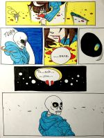 Undertale Comic: Really Am Sorry [Slight Spoilers] by KittyUlquiorra