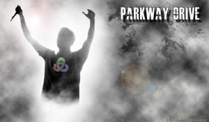 PARKWAY DRIVE PWD by ZnuBB
