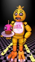 Chica V.3 by Capt4inTeen79