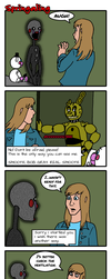 Springaling 351: Ghosts should be seen, not heard by Negaduck9