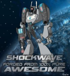 Shockwave by Slyrr