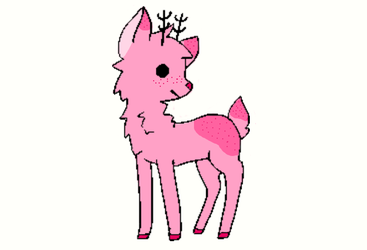 (Closed)Frosting Deer Adoptable by Sami-Adopts