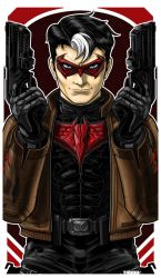 Red Hood Jason Todd by Thuddleston