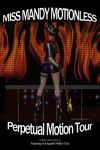 Miss Mandy Motionless rock star poster (1 of 2) by blinded-dinosaur