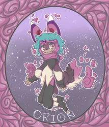 DTA Entry! by TheFoxsCall