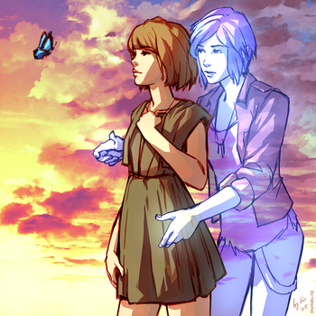Life is Strange: Finale - Spoiler by Shunkaku