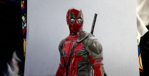 Deadpool by slashclaws1