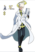 Gym Leader...Colress???