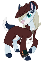 Fallout Equestria: The Cerulean Saddle by Spirit--Productions