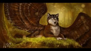 Forest Lord by Nalak-Bel