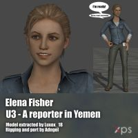 Elena Fisher U3 Yemen by Adngel