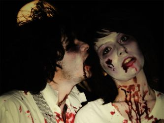 zombie kisses by bsq2phat