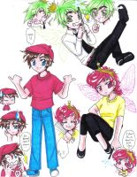 Fairly Odd Parents by Dreamsraven