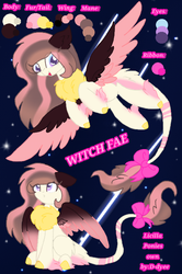 Witch Fae by Butterfly1624