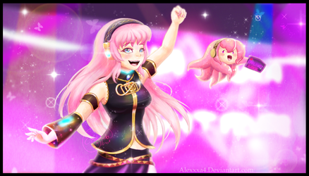 Luka Luka Night Fever by Alexxxa4