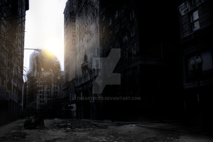Artecko | Photomanipulation |Abandoned city by TheArtecko
