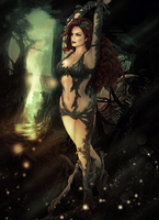 Poison Ivy by Aste17