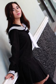 a_student_and_sailor_uniform. by muhammad31051984