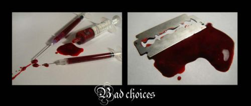 Bad choices by Slayme