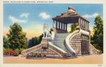 Vintage New England - Barney Mausoleum by Yesterdays-Paper