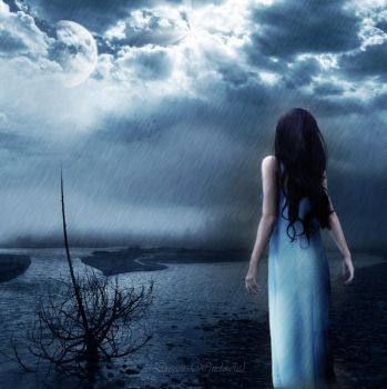 Facing The Storm by Dream--Window