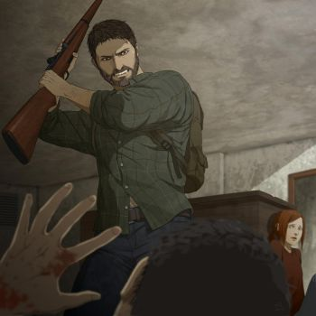 The Last of Us by doubleleaf