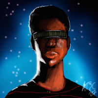 Geordi by AdamTSC