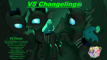 V5 Changeling (and sources) by PercyTechnic